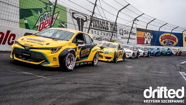 formula drift queue