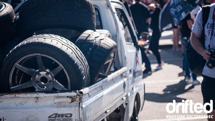 drifting tires