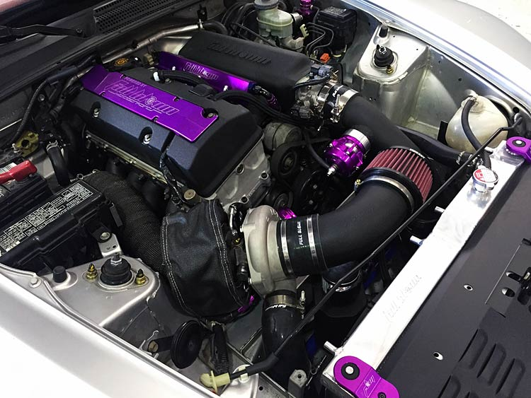 full blown s2000 turbo kit