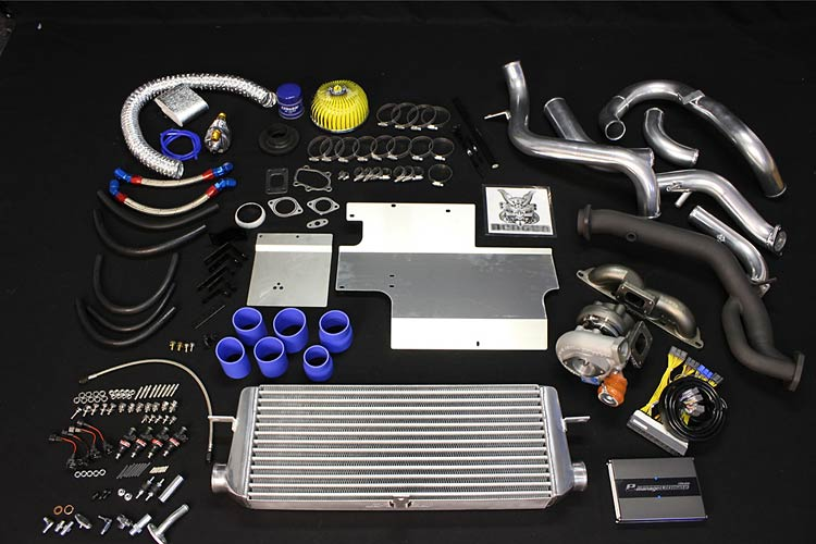 greddy s2000 turbo kit