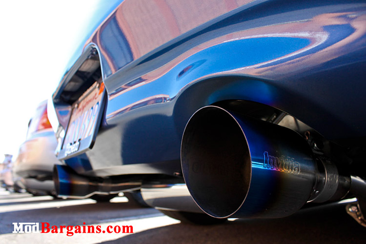 invidia g35 exhaust
