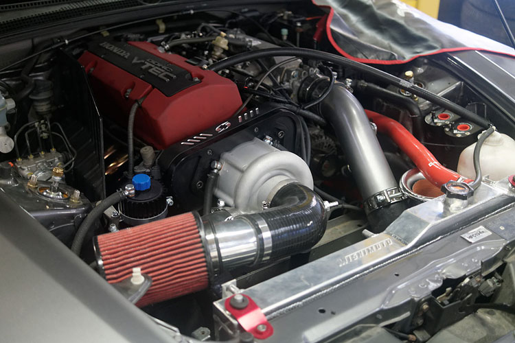 Kraftwerks S2000 Supercharger