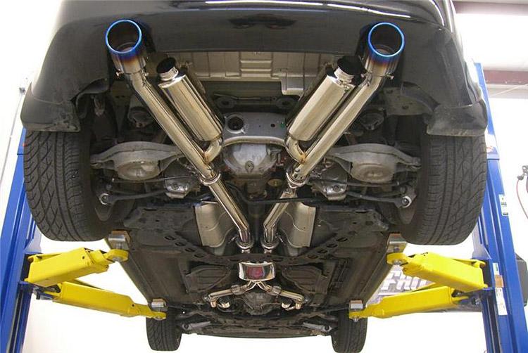 Infiniti G35 Exhaust Guide | Drifted com