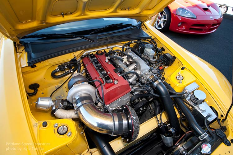 pfab s2000 turbo kit