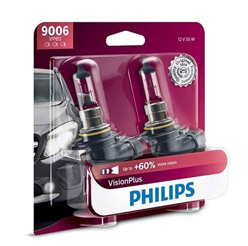 Philips VisionPlus Upgrade Headlight bulbs