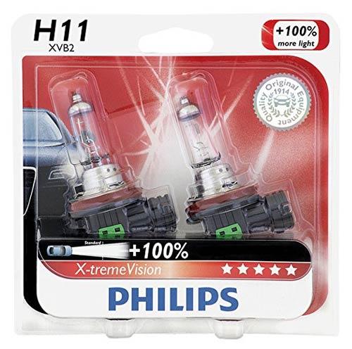 Philips X-tremeVision +130% Headlight Bulbs