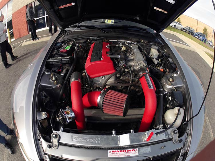 ptuning s2000 turbo kit