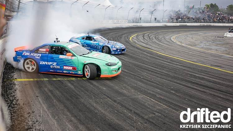 rocket bunny s14 drift