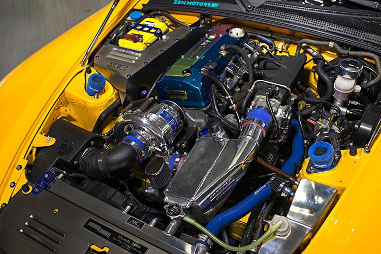 Vortech S2000 Supercharger
