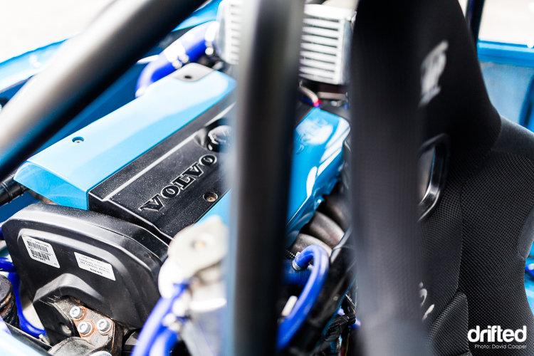 rear engine