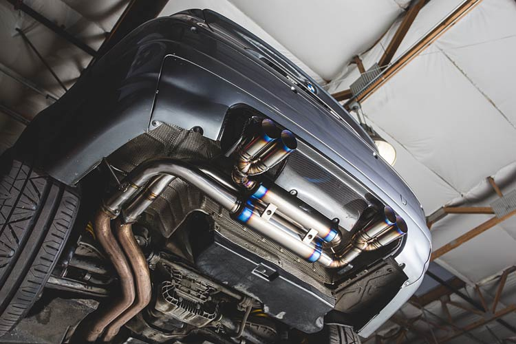 agency power e46 m3 exhaust