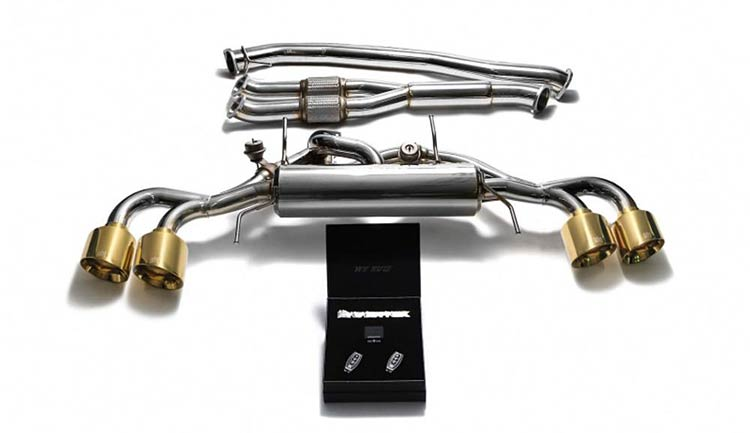 armytrix gtr exhaust