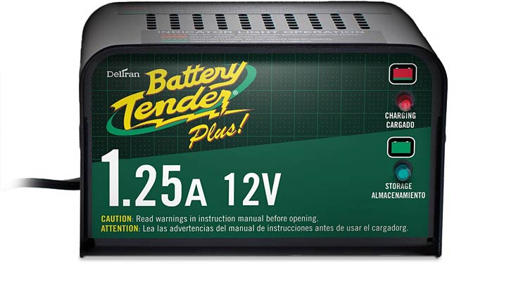 battery tender plus car battery maintainer