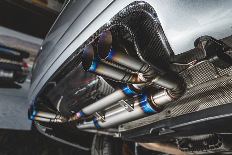 e46 m3 exhaust guide