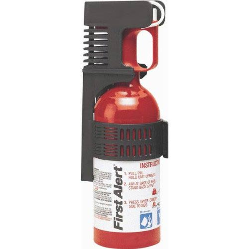 fire alert auto fire extinguisher