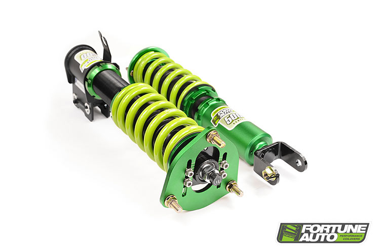 fortune auto s2000 coilovers