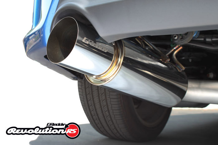 greddy 1 scion tc exhaust
