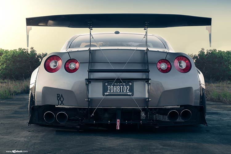 gtr exhaust guide