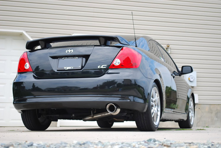 injen scion tc exhaust