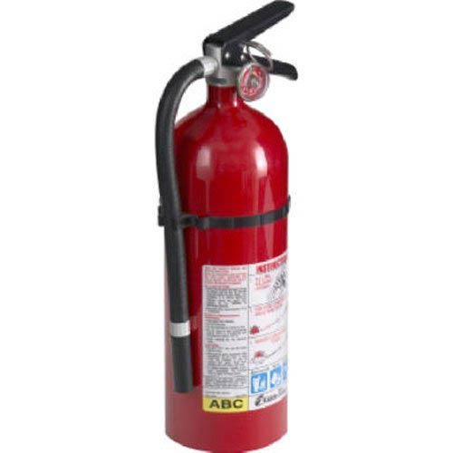 kidde pro commerical 210 fire extinguisher