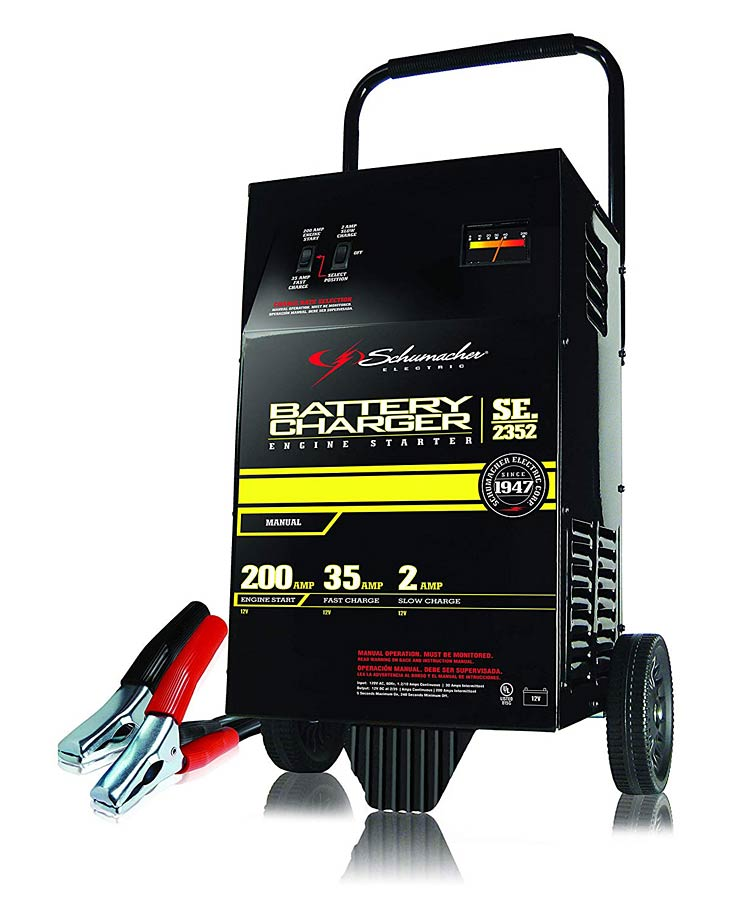 se2352 car battery maintainer