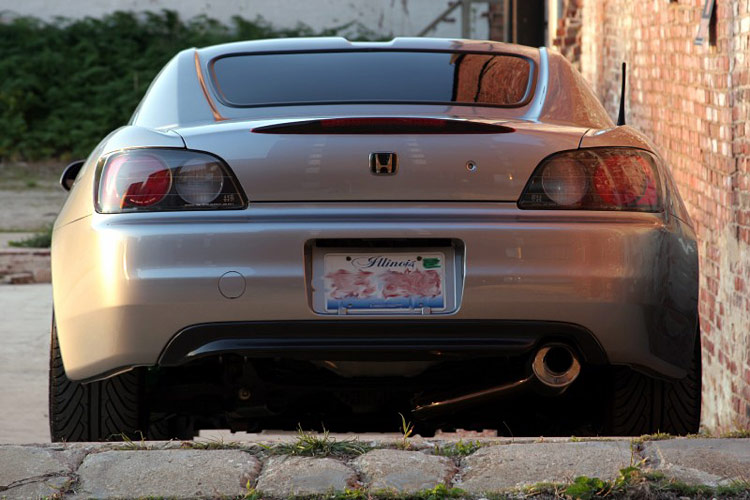 spoon s2000 exhaust