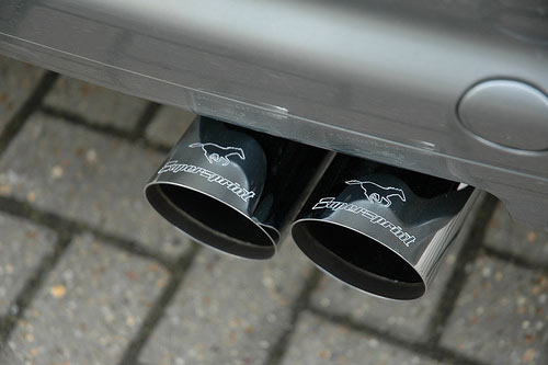 supersprint e46 m3 exhaust