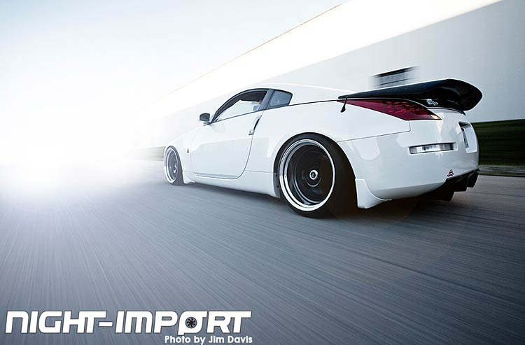 fitment 350z