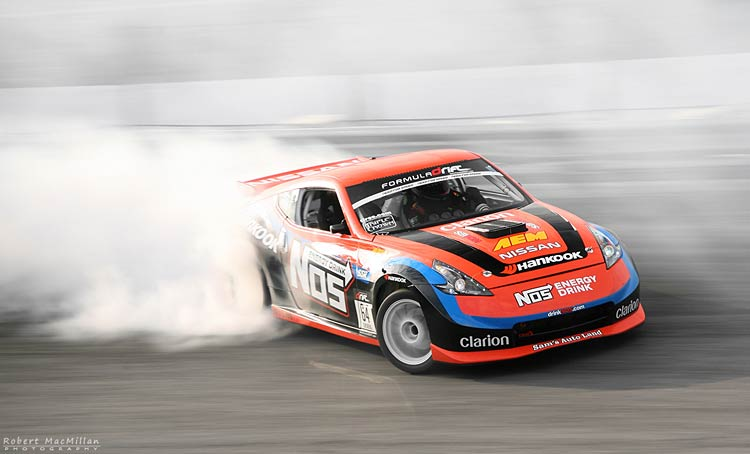 370z drifting