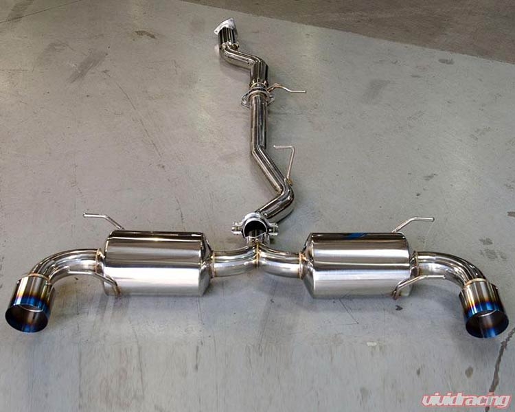 agency power rx8 exhaust