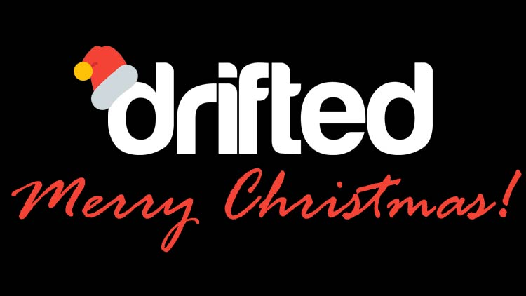 drifted christmas
