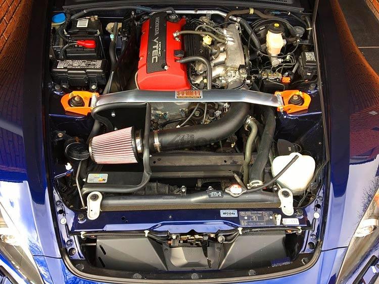 k&n s2000 intake