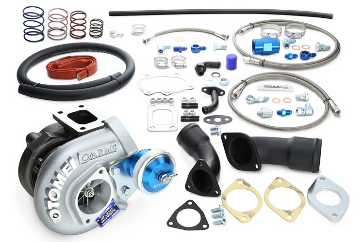 tomei ka24de turbo kit
