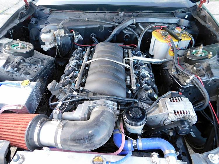 350z ls3