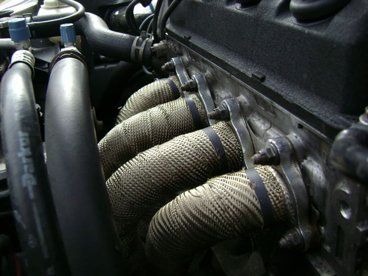 Ultimate Exhaust Wrap Guide | Drifted com