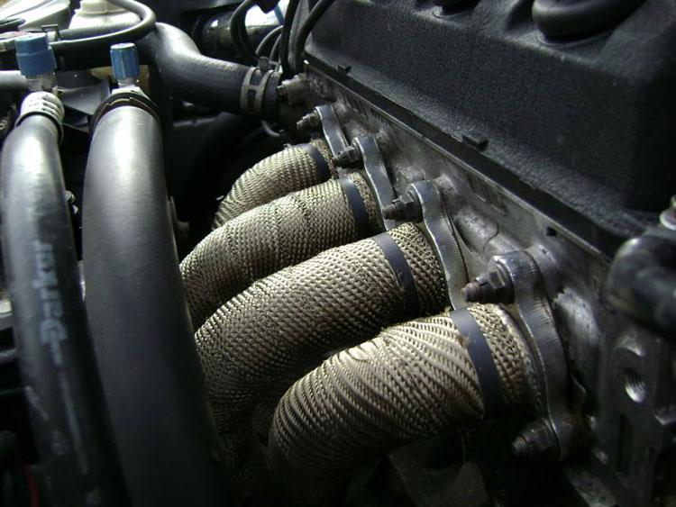 best exhaust wrap