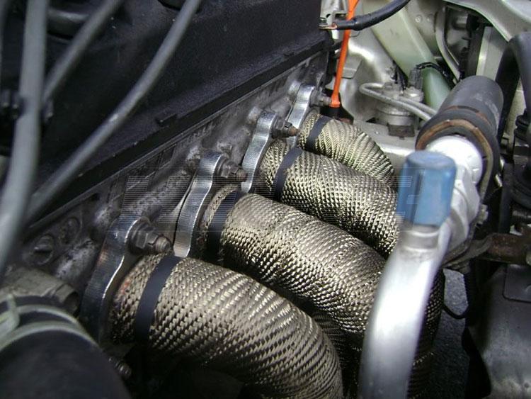 mishimoto exhaust wrap