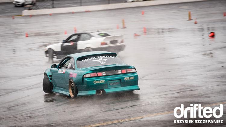 240sx s14 twin drift