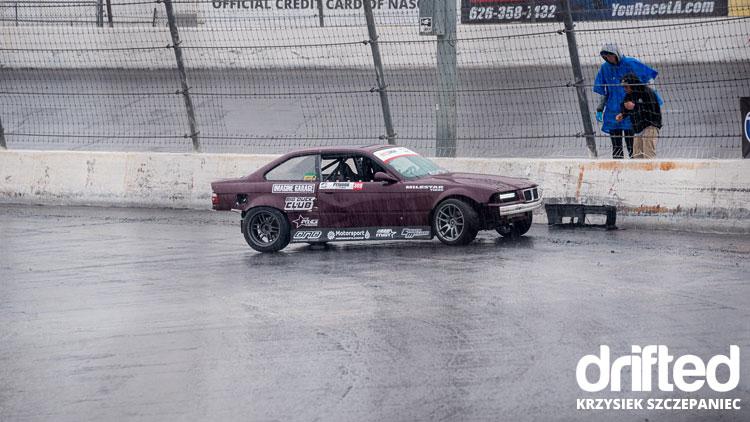 bmw e36 drift car crash