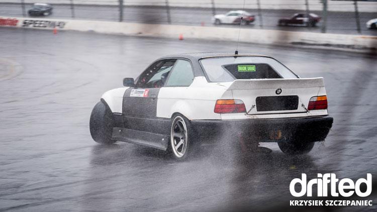 bmw e36 rain drift