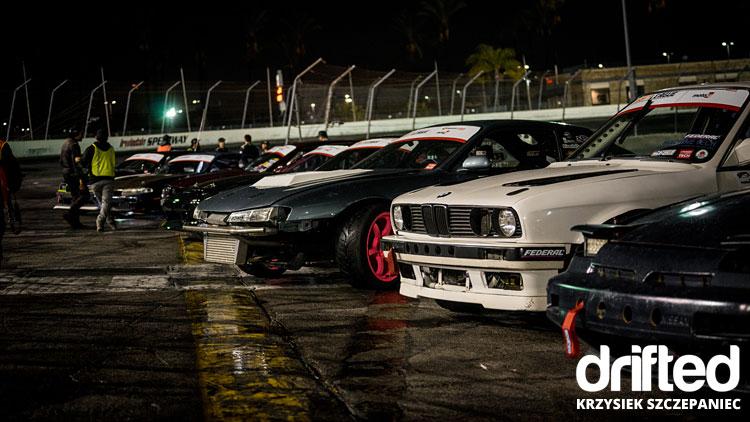 drift car lineup