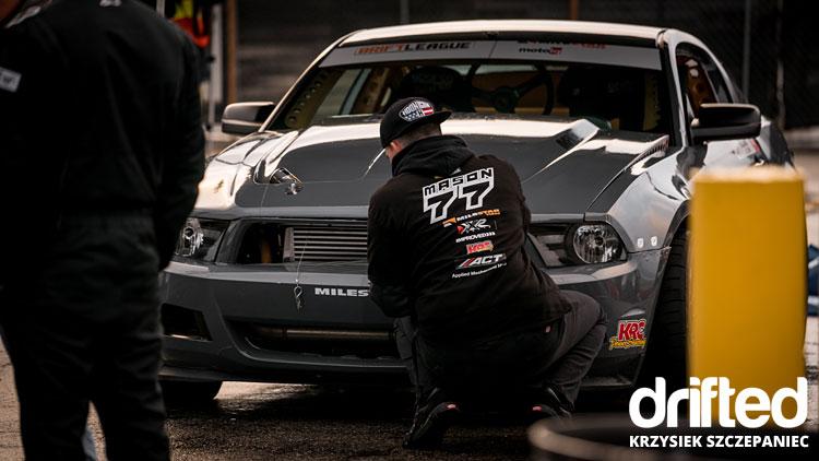 ford mustang drift car sticker