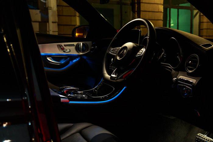 2016 mercedes glc interior 4x4