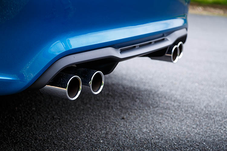 exhaust bmw f87 m2 coupe n55 3.0i
