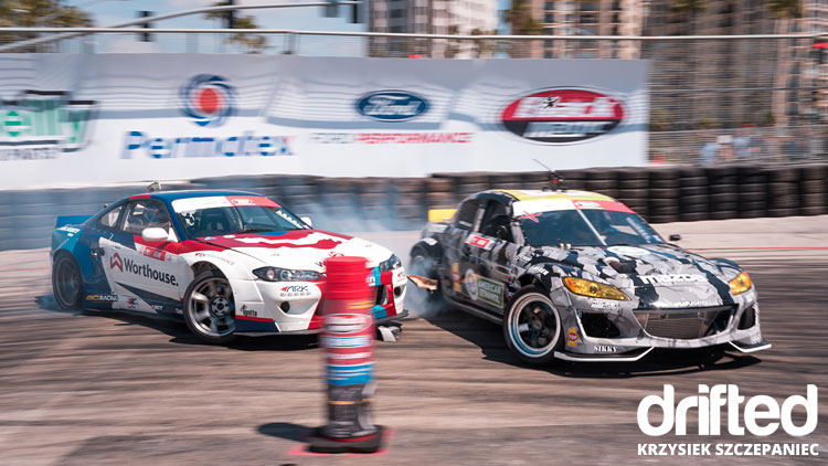 formula drift long beach round one