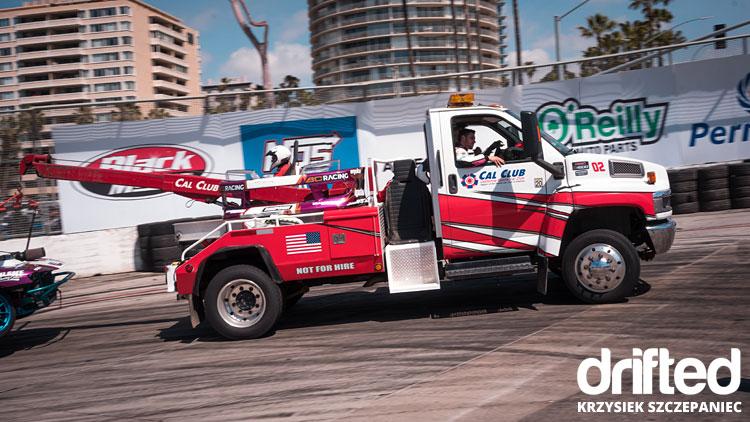 Formula DRIFT Long Beach Round One