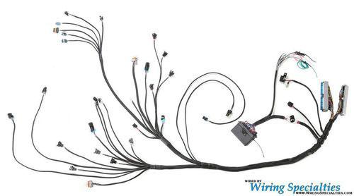 350z ls swap wiring harness