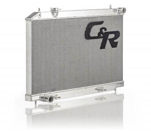350z ls swap radiator