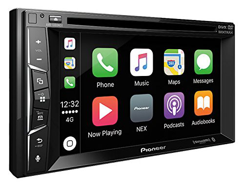 pioneer double din head unit