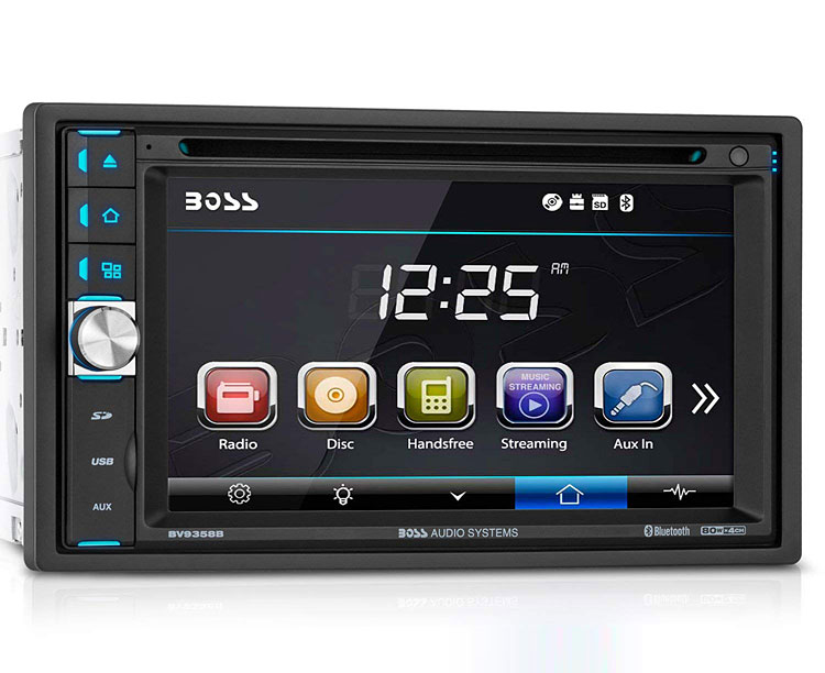 boss double din head unit
